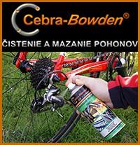 Profesionálny servis všetkých pohyblivých častí bicykla