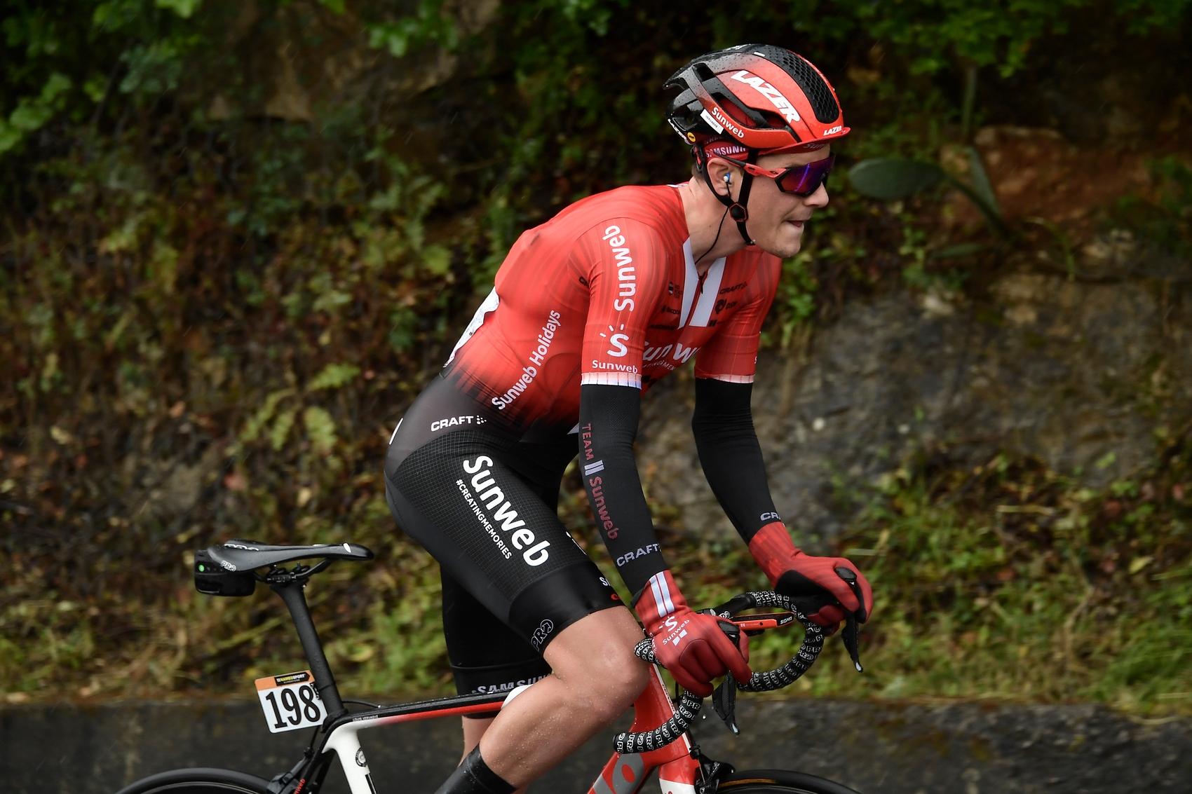c05a22b15e814 Giro: V 5. etape silno pršalo, záver neutralizovali, tešil sa ...