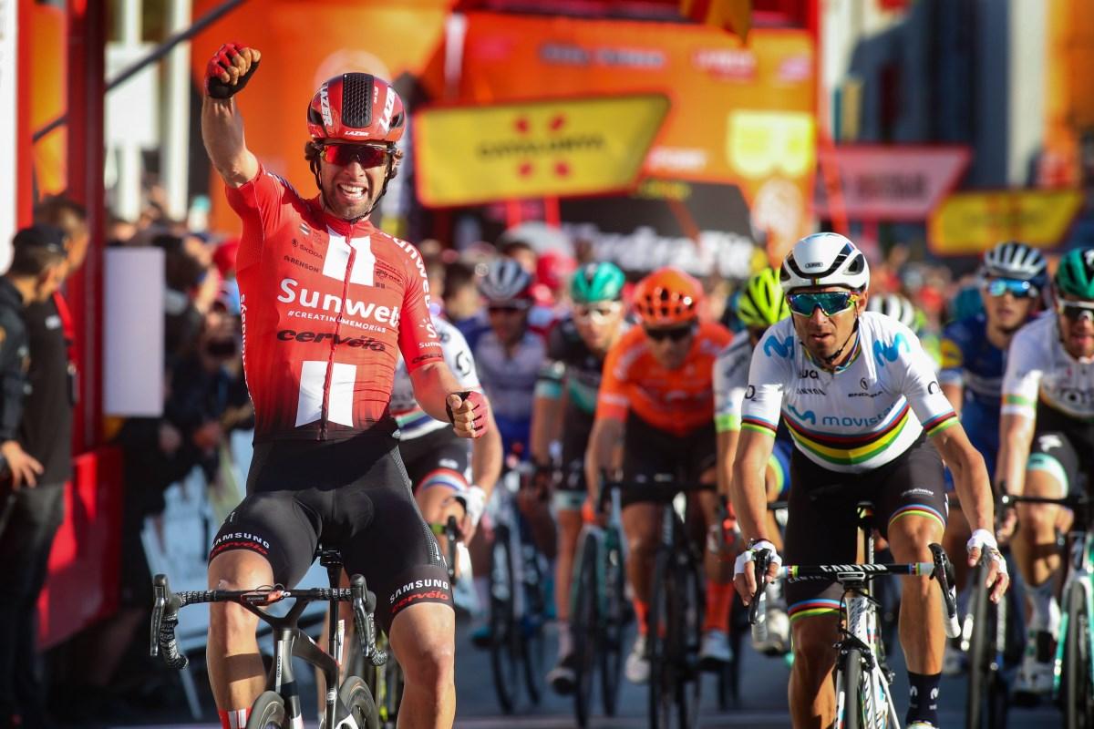 e6c153ad61f7e Katalánsko: V špurte do kopca vyhral Matthews, prekonal Valverdeho ...