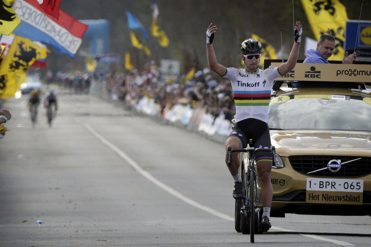 314834bdea9f8 Po Flámsku: Sagan kráľom jari, Cancellara nie je Superman a belgický ...