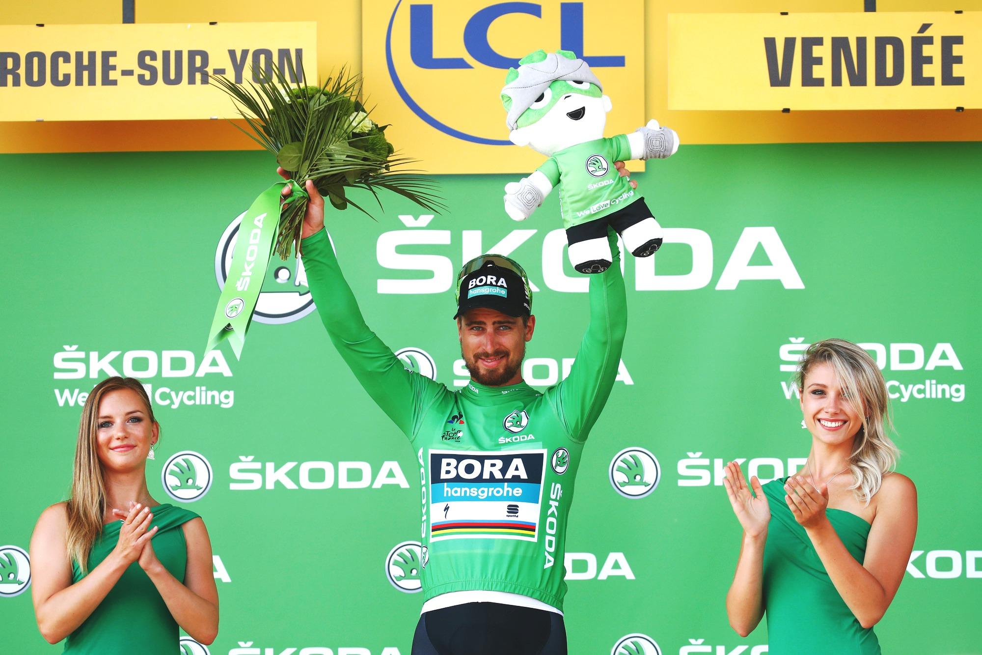 44953291115d8 Peter Sagan bude na Tour čeliť zvýšenej pozornosti, súperi majú ...