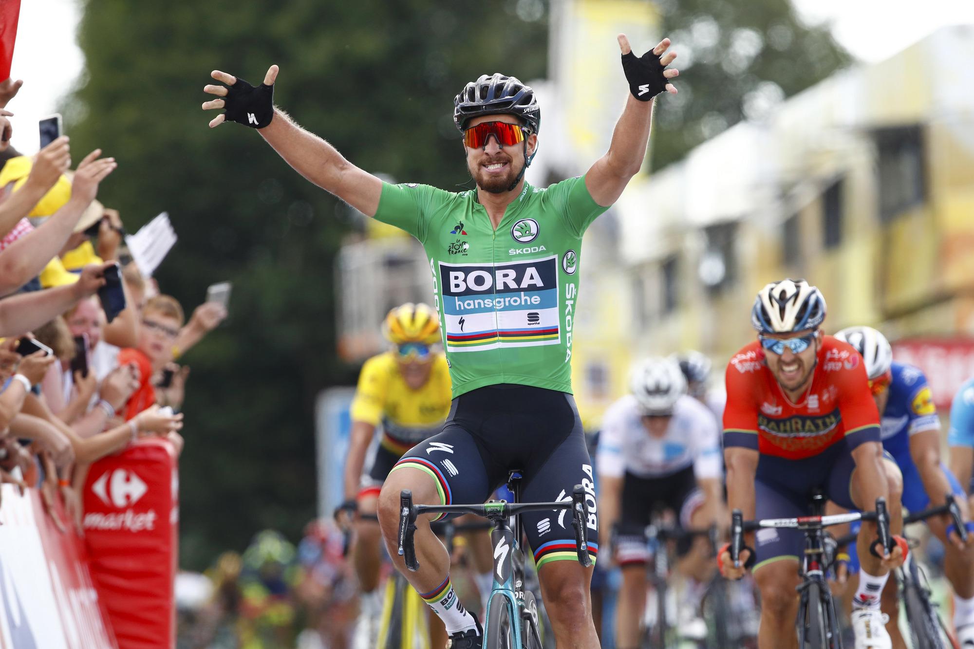 55d687b5b7048 Peter Sagan bude na Tour čeliť zvýšenej pozornosti, súperi majú ťažkú úlohu  - Cycling-Info.sk