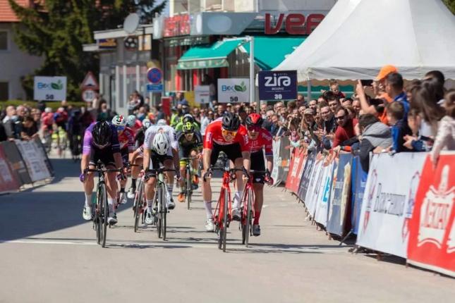 Banja Luka: Opäť veľká smola Dukly, Kubišove vypletené koleso zmarilo triumf v súťaži U23