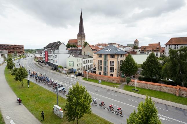 GP du Morbihan: V hromadnom šprinte sa presadil Marit pred Coquardom a Vivianim