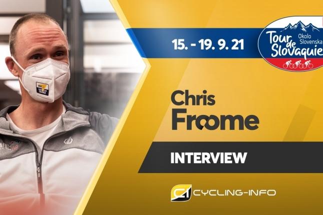 Chris Froome o tom, prečo vyhral Giro 2018, ako vníma pokles formy či dokedy chce jazdiť