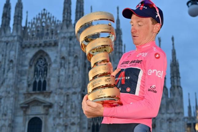 Fantasy Giro d'Italia 2021 (minimálne 15 000 eur v cenách)