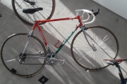 História vývoja pretekárskej techniky: Merckx 7-eleven pro team 1989