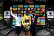 Dauphiné: Mark Padun ovládol aj poslednú etapu, Richie Porte uhájil žltý dres