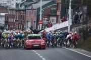 Paríž - Tours: V šprinte malej skupiny zvíťazil Démare pred Bonnamourom, Baška 112.