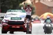 Vuelta: Po dlhom sóle triumfoval Majka, Eiking naďalej červený, Yates získal pár sekúnd