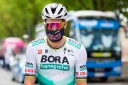 Giro: Taco van der Hoorn vypálil rybník Bore aj UAE Emirates, Sagan tretí