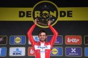 Reakcie na Ronde: Asgreen chválil kolegov, Van der Poel bol spokojný, Saganovi chýbala forma