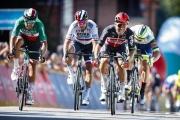 Okolo Beneluxu: V hromadnom dojazde vyhral Caleb Ewan, Peter Sagan skončil opäť štvrtý