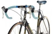 História vývoja pretekárskej techniky: Colnago Bititan - Toni Rominger (Giro 1995)