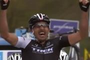 Cancellara vo Flámsku opäť vypálil rybník súperom, Sagan 16.