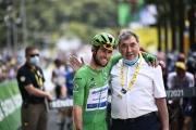 Reakcie: Mohorič sa cítil ako zločinec, Pogačar musel vysvetľovať otázky o bicykli, Merckx sa mýlil, Cavendish ho ešte neprekonal