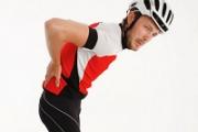 Cyklolekárnička (4. diel): Pozor na krk a chrbát