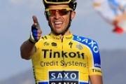 Contador vyhral Baskicko, Kwiatek skočil na druhé miesto, Peraud tretí