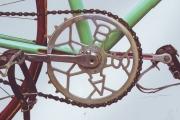 História vývoja pretekárskej techniky: Coppiho bicykle