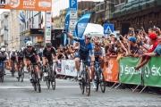 Okolo Slovenska: Šprint v Košiciach vyhral Hodeg a je novým lídrom, Peter Sagan bol druhý, Haring strávil deň v úniku