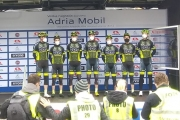 GP Adria Mobil: Slovinsko v silnej konkurencii neprialo Duklákom, dokončili len traja