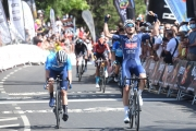 Vuelta a Burgos: V prvý deň sa bojovalo i padalo, odniesol si to aj Bernal, Planckaert prekvapujúcim víťazom