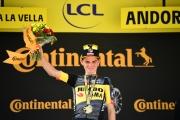 Reakcie po nedeli: Kussa hnala túžba vyhrať doma, Pogačara potešila návšteva rodičov, Nibali na Tour skončil