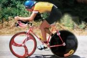 História vývoja pretekárskej techniky: Časovkársky špeciál Dosi - Marco Pantani 1991