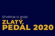 Najlepší slovenskí cyklisti si prebrali ocenenie Zlatý pedál