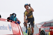 Vuelta: Roglič si už zrejme definitívne prišiel po la roja, Bernal bojoval, ale nestačil suverénovi, Eiking s Martinom stratili