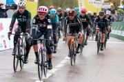 Romandia: V upršanej etape vyhral Soler, Sagan to vydržal s vrchármi a skončil tretí