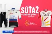 Cofidis vám počas Tour de France prináša jednoduchú súťaž o originálne dresy (3. diel)