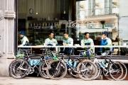Podcast na tému: Káva a bicyklovanie