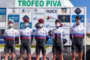 Trofeo Piva bola pre slovenských mladíkov priťažká, do cieľa neprišli